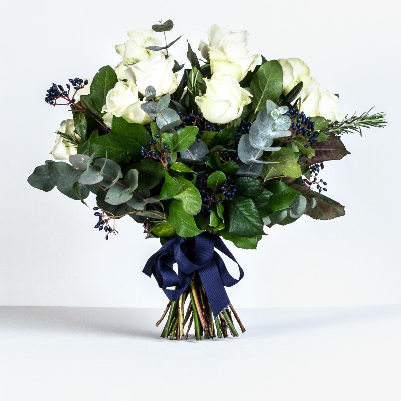 White Rose & Rosemary