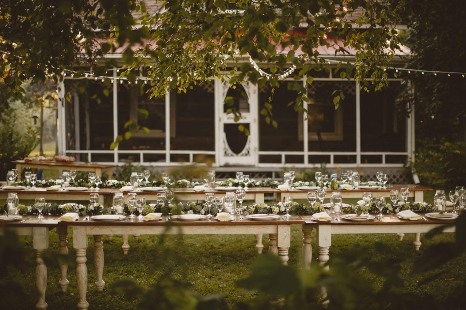 Pigeon Lake Wedding - Pulteney Bridge Flowers
