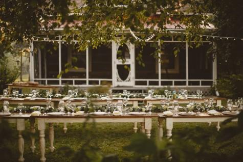Garden wedding, Photographer Ed Peers