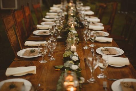 Wedding table Photography Ed peers